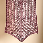 Tributary Lace Scarf